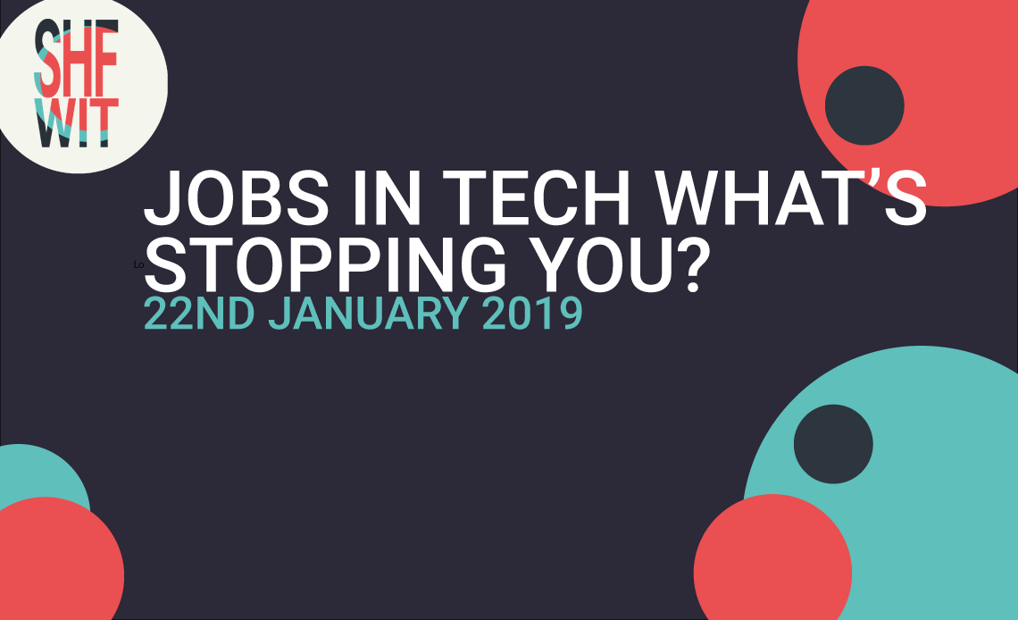 JOBS IN TECH WHATS STOPPING YOU