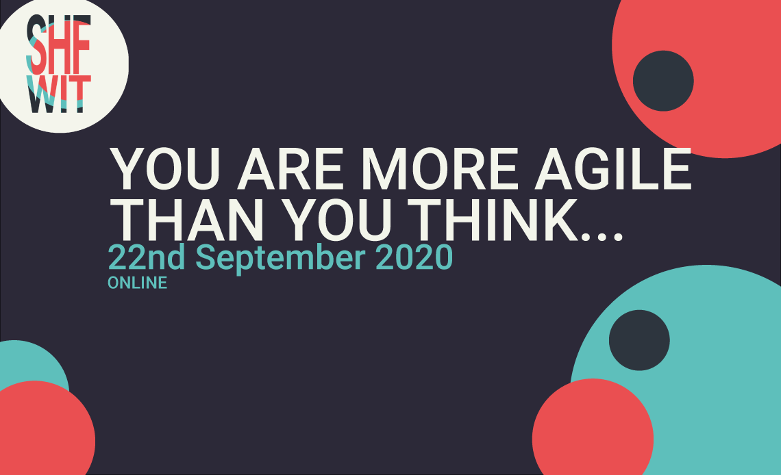 You are more agile than you think